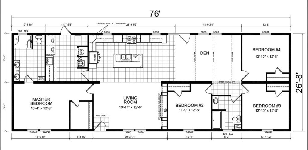 Curt's Custom Floor Plan