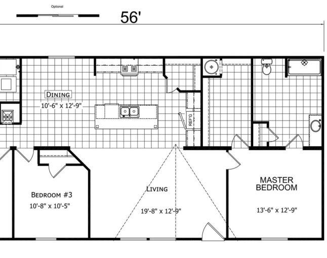 Ridgecrest LE 6023